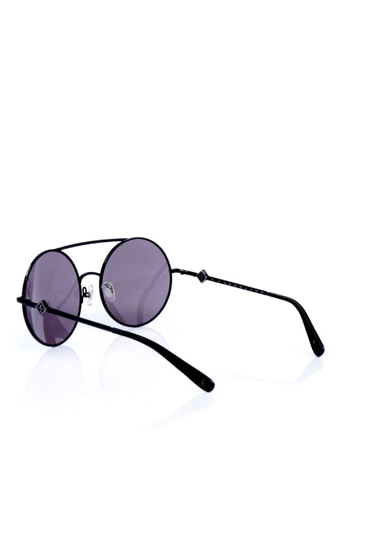 WONDERLANDのBLYTHE(01-Black/GreyLens)ブライス・メタルフレーム・サングラス/WONDERLANDのメガネ・サングラスや。INDIOより大きめのラウンドグラスを採用した女性向けモデル「BLYTHE/ブライス」WONDERLANDの中でもSUNCITYの次に大きいグラスを採用し、同じラウンド型サングラスのINDIOやSTATELINEとは異なる特徴的なデザインです。ブリッジ部分はSTATELINEやINDIOと同様「ツーブリッジ」を採用。/main-3