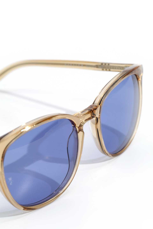 WONDERLANDのBARSTOW(06-C.Beach/BlueLens)バーストー・セルフレーム・サングラス/WONDERLANDのメガネ・サングラスや。WONDERLANDの定番品番のアップデートフレーム