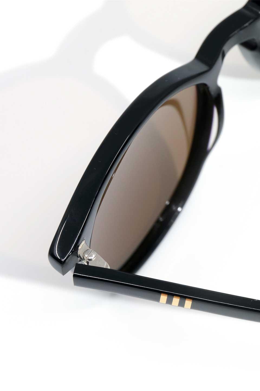 WONDERLANDのBARSTOW(01-Black/BronzeLens)バーストー・セルフレーム・サングラス/WONDERLANDのメガネ・サングラスや。WONDERLANDの定番品番のアップデートフレーム