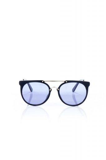 WONDERLANDのSTATELINE (09-Black Tort/Blue Lens) ステイトライン・メタルフレーム・サングラス / 大人カジュアルに最適な海外ファッションが得意な福島市のセレクトショップbloom