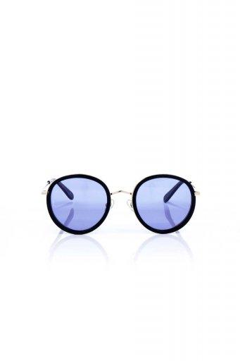 WONDERLANDのMONTCLAIR (04-Black Tort/Blue Lens) モンクレール・メタルフレーム・サングラス / 大人カジュアルに最適な海外ファッションが得意な福島市のセレクトショップbloom