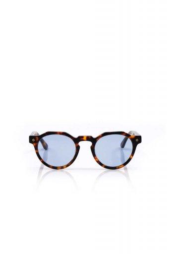 WONDERLANDのFONTANA (02-Tortoise/L.Blue Lens) フォンタナ・セルフレーム・サングラス / 大人カジュアルに最適な海外ファッションが得意な福島市のセレクトショップbloom
