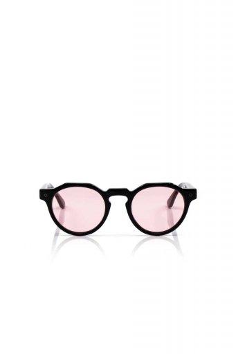 WONDERLANDのFONTANA (01-Black/L.Rose Lens) フォンタナ・セルフレーム・サングラス / 大人カジュアルに最適な海外ファッションが得意な福島市のセレクトショップbloom