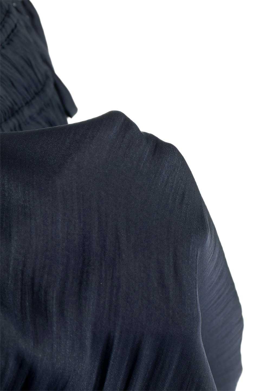 L.A.直輸入のPleatedMidiSkirtプリーツ入りミディスカート大人カジュアルに最適な海外ファッションのothers(その他インポートアイテム)のボトムやスカート。スッキリとした腰回りで大人のカジュアルコーディネートが楽しめるプリーツスカート。カラーは濃い目のネイビー。/main-16