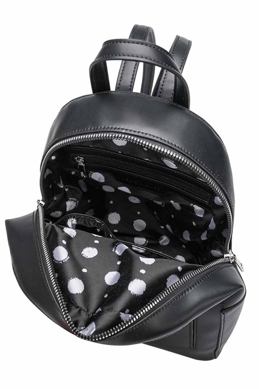 meliebiancoのHelen(Black)スムースレザー・バックパック/海外ファッション好きにオススメのインポートバッグとかばん、MelieBianco(メリービアンコ)のバッグやその他。meliebianco(メリービアンコ)の2019年春夏の新作になります。メリービアンコ自慢のビーガンレザーを使用したアニマルフレンドリーなアイテム。/main-6