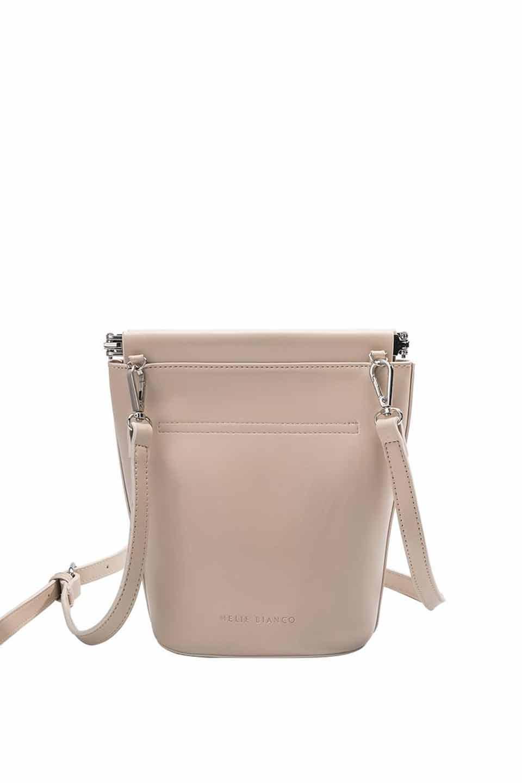meliebiancoのTami(Nude)フルオープン・ショルダーバッグ/海外ファッション好きにオススメのインポートバッグとかばん、MelieBianco(メリービアンコ)のバッグやショルダーバッグ。meliebianco(メリービアンコ)の2019年春夏の新作になります。メリービアンコ自慢のビーガンレザーを使用したアニマルフレンドリーなアイテム。/main-5
