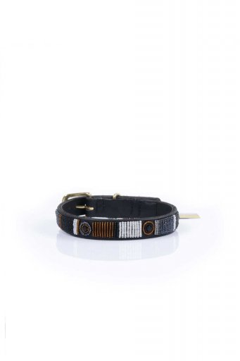 THE KENYAN COLLECTIONのOryx Beaded Dog Collar 14