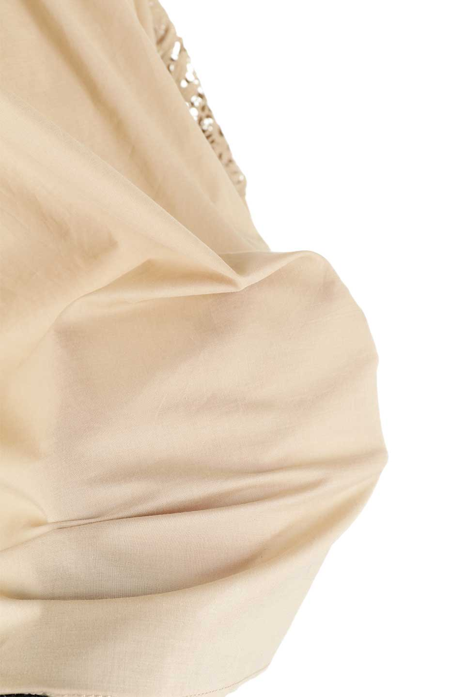 CutworkSleeveBlouseカットワークスリーブ・9分袖ブラウス大人カジュアルに最適な海外ファッションのothers(その他インポートアイテム)のトップスやシャツ・ブラウス。袖のカットワークレースが春気分を盛り上げる9分袖ブラウス。ゆったりとしたボックス型のシルエットをカットワークが女性らしく見せてくれます。/main-35