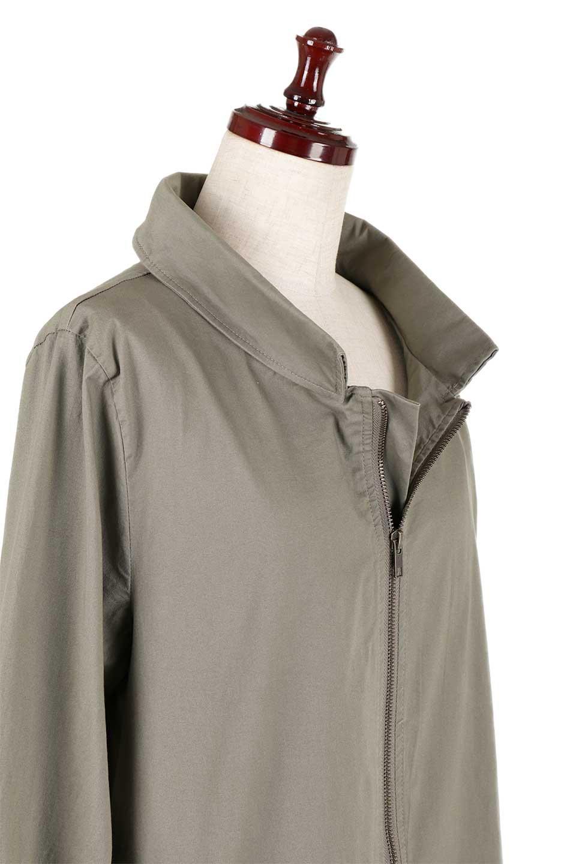 StandCollarStretchSpringCoatストレッチコットン・スプリングコート大人カジュアルに最適な海外ファッションのothers(その他インポートアイテム)のアウターやコート。ストレッチの効いたコットン素材がで着心地抜群のスプリングコート。ナチュラルなコットン素材でシワ感もそのまま楽しめるカジュアルなアイテム。/main-10