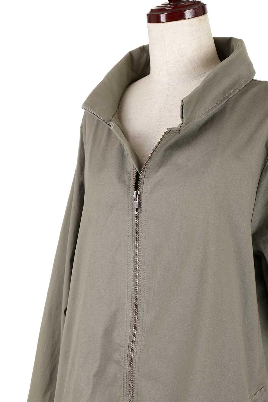StandCollarStretchSpringCoatストレッチコットン・スプリングコート大人カジュアルに最適な海外ファッションのothers(その他インポートアイテム)のアウターやコート。ストレッチの効いたコットン素材がで着心地抜群のスプリングコート。ナチュラルなコットン素材でシワ感もそのまま楽しめるカジュアルなアイテム。/main-11