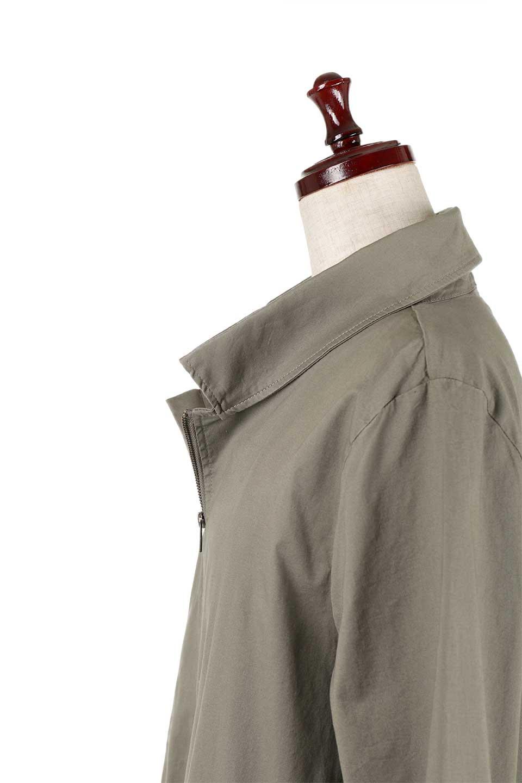 StandCollarStretchSpringCoatストレッチコットン・スプリングコート大人カジュアルに最適な海外ファッションのothers(その他インポートアイテム)のアウターやコート。ストレッチの効いたコットン素材がで着心地抜群のスプリングコート。ナチュラルなコットン素材でシワ感もそのまま楽しめるカジュアルなアイテム。/main-12