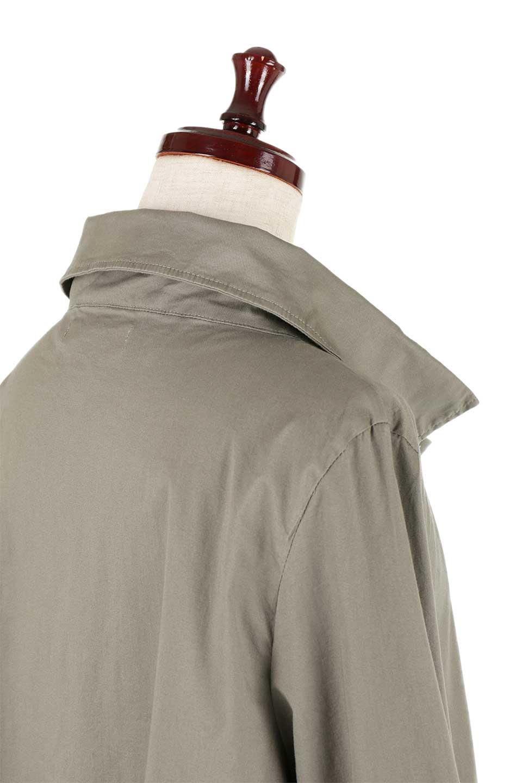 StandCollarStretchSpringCoatストレッチコットン・スプリングコート大人カジュアルに最適な海外ファッションのothers(その他インポートアイテム)のアウターやコート。ストレッチの効いたコットン素材がで着心地抜群のスプリングコート。ナチュラルなコットン素材でシワ感もそのまま楽しめるカジュアルなアイテム。/main-13