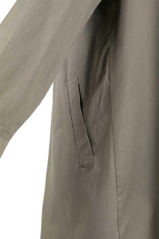 StandCollarStretchSpringCoatストレッチコットン・スプリングコート大人カジュアルに最適な海外ファッションのothers(その他インポートアイテム)のアウターやコート。ストレッチの効いたコットン素材がで着心地抜群のスプリングコート。ナチュラルなコットン素材でシワ感もそのまま楽しめるカジュアルなアイテム。/main-15