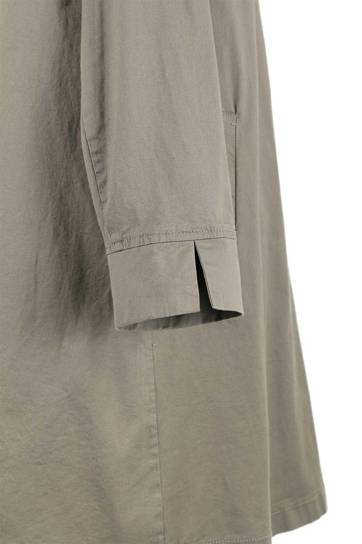 StandCollarStretchSpringCoatストレッチコットン・スプリングコート大人カジュアルに最適な海外ファッションのothers(その他インポートアイテム)のアウターやコート。ストレッチの効いたコットン素材がで着心地抜群のスプリングコート。ナチュラルなコットン素材でシワ感もそのまま楽しめるカジュアルなアイテム。/main-16