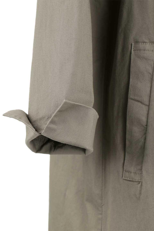 StandCollarStretchSpringCoatストレッチコットン・スプリングコート大人カジュアルに最適な海外ファッションのothers(その他インポートアイテム)のアウターやコート。ストレッチの効いたコットン素材がで着心地抜群のスプリングコート。ナチュラルなコットン素材でシワ感もそのまま楽しめるカジュアルなアイテム。/main-17