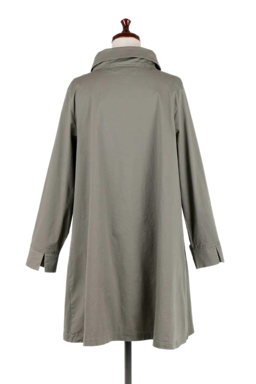 StandCollarStretchSpringCoatストレッチコットン・スプリングコート大人カジュアルに最適な海外ファッションのothers(その他インポートアイテム)のアウターやコート。ストレッチの効いたコットン素材がで着心地抜群のスプリングコート。ナチュラルなコットン素材でシワ感もそのまま楽しめるカジュアルなアイテム。/main-9