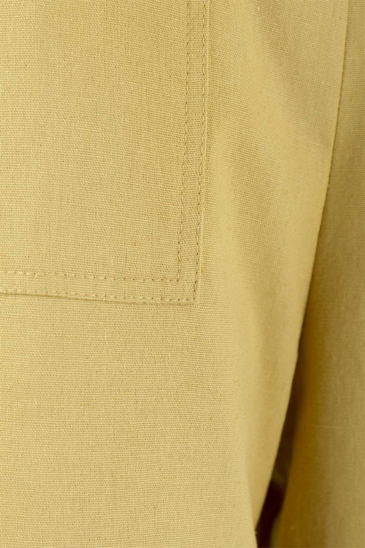 CroppedWidePantsベルト付き・クロップドワイドパンツ大人カジュアルに最適な海外ファッションのothers(その他インポートアイテム)のボトムやパンツ。コットンのざっくり生地のワイドパンツ。太めで短め。/main-20