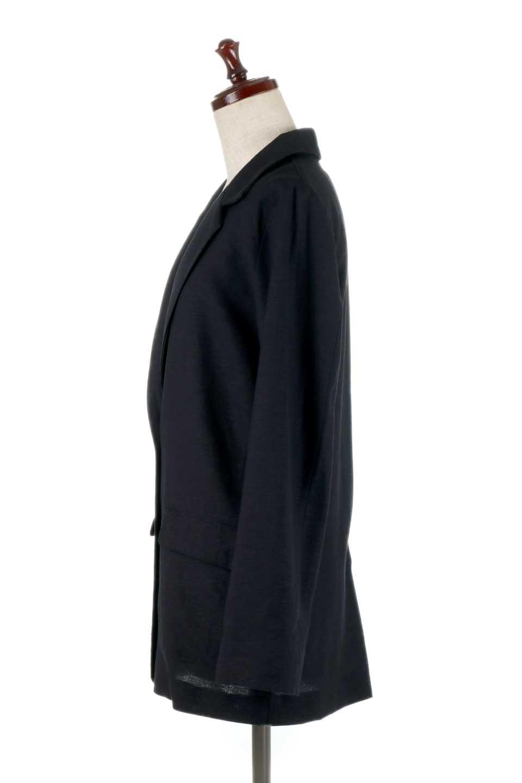 2ButtonTailoredJacket麻混2ボタン・テイラードジャケット大人カジュアルに最適な海外ファッションのothers(その他インポートアイテム)のアウターやジャケット。春夏に活躍しそうな1枚仕立てのテーラードジャケット。ややゆったりシルエットで幅広い着こなしが楽しめるジャケットです。/main-12