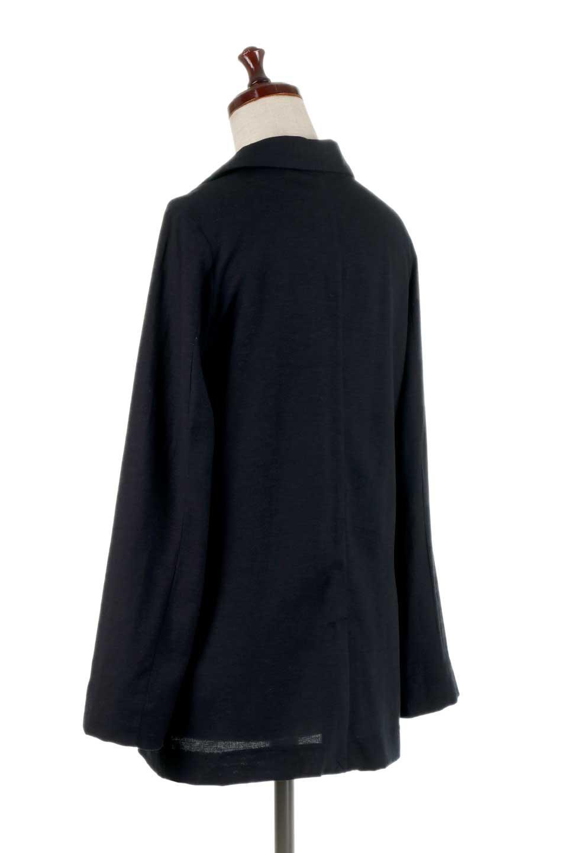 2ButtonTailoredJacket麻混2ボタン・テイラードジャケット大人カジュアルに最適な海外ファッションのothers(その他インポートアイテム)のアウターやジャケット。春夏に活躍しそうな1枚仕立てのテーラードジャケット。ややゆったりシルエットで幅広い着こなしが楽しめるジャケットです。/main-13