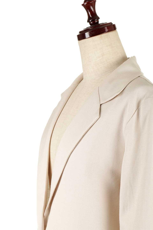 2ButtonTailoredJacket麻混2ボタン・テイラードジャケット大人カジュアルに最適な海外ファッションのothers(その他インポートアイテム)のアウターやジャケット。春夏に活躍しそうな1枚仕立てのテーラードジャケット。ややゆったりシルエットで幅広い着こなしが楽しめるジャケットです。/main-16