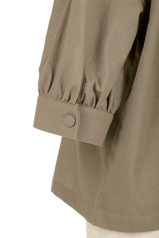 OpenCollarBigShirtsオープンカラー・ビッグシャツ大人カジュアルに最適な海外ファッションのothers(その他インポートアイテム)のトップスやシャツ・ブラウス。オーバーサイズのシルエットが可愛らしいシンプルな開襟シャツ。合わせやすいくすんだ色合いが春夏のコーデを楽しくします。/main-24