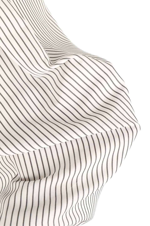 3/4SleeveStrippedShirts7分袖ストライプシャツfromDenmark大人カジュアルに最適な海外ファッションのothers(その他インポートアイテム)のトップスやシャツ・ブラウス。オフィスカジュアルでも活躍しそうなストライプシャツ。細めのストライプ柄で知的な雰囲気も感じるシャツ。/main-12