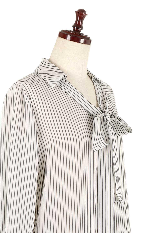 3/4SleeveStrippedShirts7分袖ストライプシャツfromDenmark大人カジュアルに最適な海外ファッションのothers(その他インポートアイテム)のトップスやシャツ・ブラウス。オフィスカジュアルでも活躍しそうなストライプシャツ。細めのストライプ柄で知的な雰囲気も感じるシャツ。/main-6