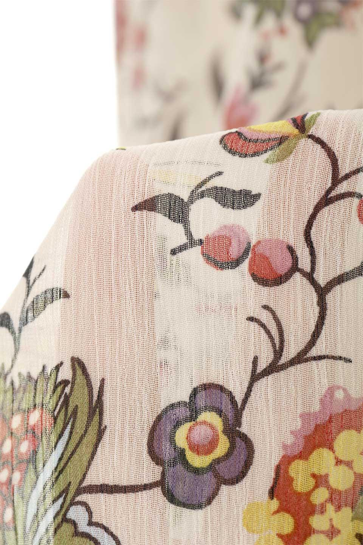 BohemianEmbroideredLongDressボヘミアン調刺繍入り・半袖ロングドレスfromDenmark大人カジュアルに最適な海外ファッションのothers(その他インポートアイテム)のワンピースやマキシワンピース。一目惚れのお客様多数のボヘミアン・ワンピース。全面のボタニカルプリントにエキゾチックな刺繍が目を引くワンピース。/main-20