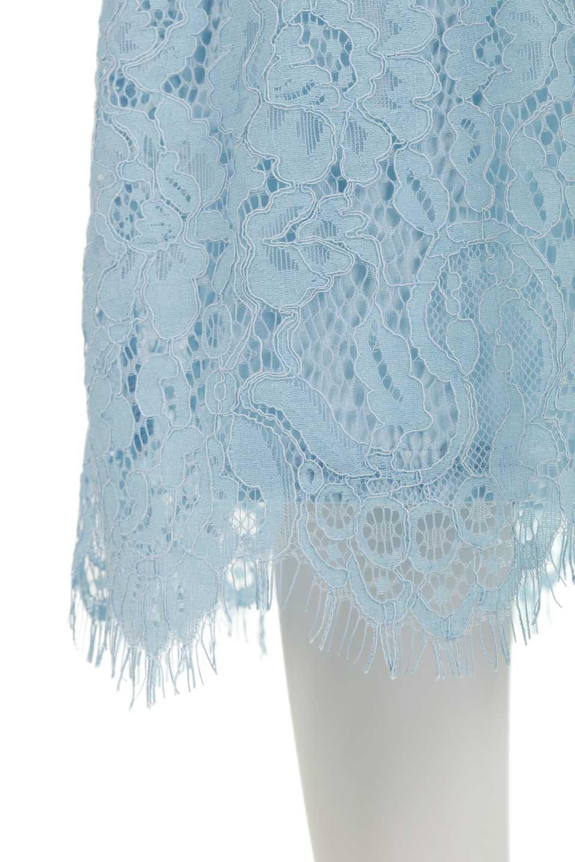 LayeredLaceMidiSkirt総レース・ミディスカート大人カジュアルに最適な海外ファッションのothers(その他インポートアイテム)のボトムやスカート。フェミニンな総レースが可愛いミディ丈スカート。レースの透け感と裏地のサテンの淡い光沢感の組み合わせが春らしいアイテムです。/main-14