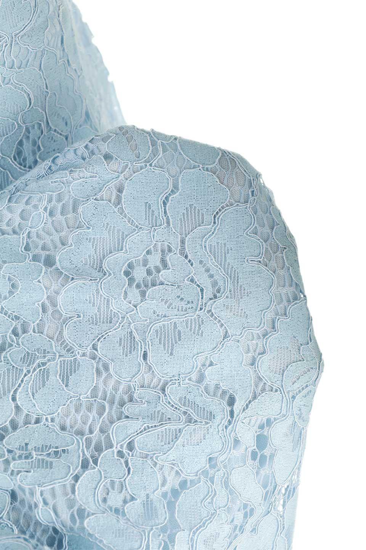 LayeredLaceMidiSkirt総レース・ミディスカート大人カジュアルに最適な海外ファッションのothers(その他インポートアイテム)のボトムやスカート。フェミニンな総レースが可愛いミディ丈スカート。レースの透け感と裏地のサテンの淡い光沢感の組み合わせが春らしいアイテムです。/main-16