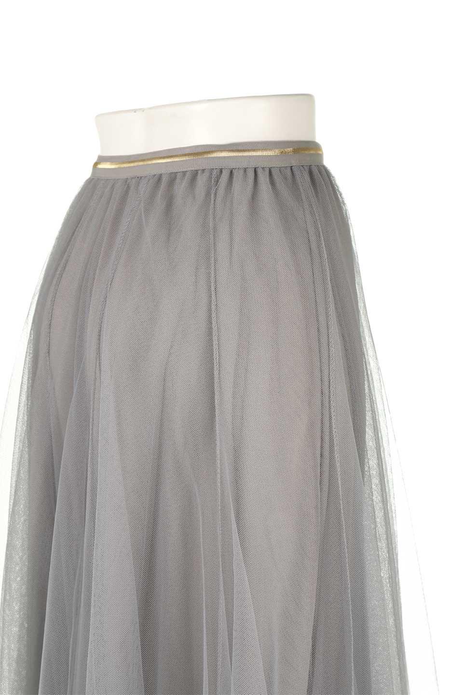TulleMidiSkirtチュールレース・ミディスカート大人カジュアルに最適な海外ファッションのothers(その他インポートアイテム)のボトムやスカート。フワッとしたシルエットが可愛いチュールスカート。チュールは2層になっているのでしっかりとAラインを作り出してくれます。/main-17