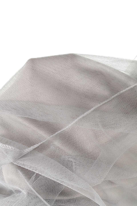 TulleMidiSkirtチュールレース・ミディスカート大人カジュアルに最適な海外ファッションのothers(その他インポートアイテム)のボトムやスカート。フワッとしたシルエットが可愛いチュールスカート。チュールは2層になっているのでしっかりとAラインを作り出してくれます。/main-20