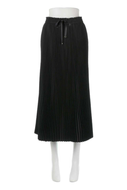PleatedSkirtLongSkirtハイウエスト・プリーツロングスカート大人カジュアルに最適な海外ファッションのothers(その他インポートアイテム)のボトムやスカート。細めのアコーディオンプリーツがとてもきれいなロングスカート。Aラインのデザインですが広がりすぎない美しいシルエットです。/main-10