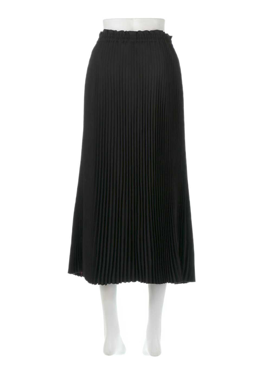 PleatedSkirtLongSkirtハイウエスト・プリーツロングスカート大人カジュアルに最適な海外ファッションのothers(その他インポートアイテム)のボトムやスカート。細めのアコーディオンプリーツがとてもきれいなロングスカート。Aラインのデザインですが広がりすぎない美しいシルエットです。/main-14