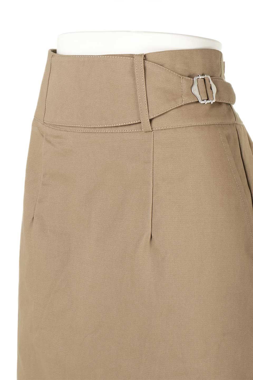 CottonTwillGurkhaSkirtミディ丈・グルカスカート大人カジュアルに最適な海外ファッションのothers(その他インポートアイテム)のボトムやスカート。ウエスト回りに特徴があるグルカの仕様をアレンジしたスカート。しっかりしたツイル生地なのでセミタイトのシルエットをきれいに見せてくれます。/main-15