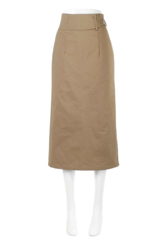 CottonTwillGurkhaSkirtミディ丈・グルカスカート大人カジュアルに最適な海外ファッションのothers(その他インポートアイテム)のボトムやスカート。ウエスト回りに特徴があるグルカの仕様をアレンジしたスカート。しっかりしたツイル生地なのでセミタイトのシルエットをきれいに見せてくれます。/main-5