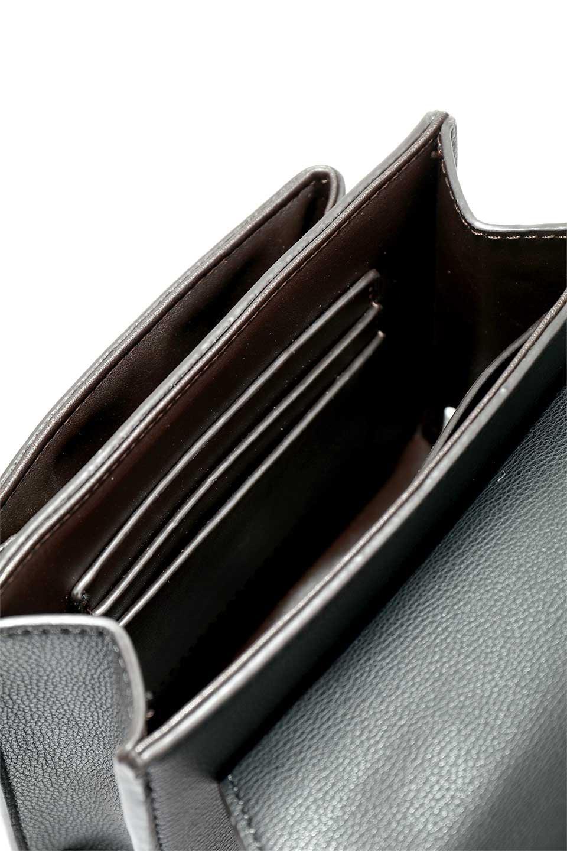 meliebiancoのLara(Black)ロングストラップ・スクエアショルダーバッグ/海外ファッション好きにオススメのインポートバッグとかばん、MelieBianco(メリービアンコ)のバッグやハンドバッグ。ミニバッグはカワイイけど財布が入らない・・・このバッグならお財布は要りません。コンパクトなボディにカードホルダーなどを備えたスグレモノです。/main-8