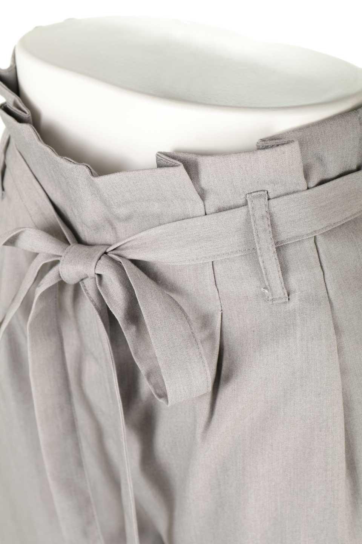 RibbonTiedWideLegPantsレーヨン混・リボンワイドパンツ大人カジュアルに最適な海外ファッションのothers(その他インポートアイテム)のボトムやパンツ。春らしいソフトな風合いの生地を使用したワイドパンツ。レーヨン混のサラリとした風合いのワイドパンツ。/main-11