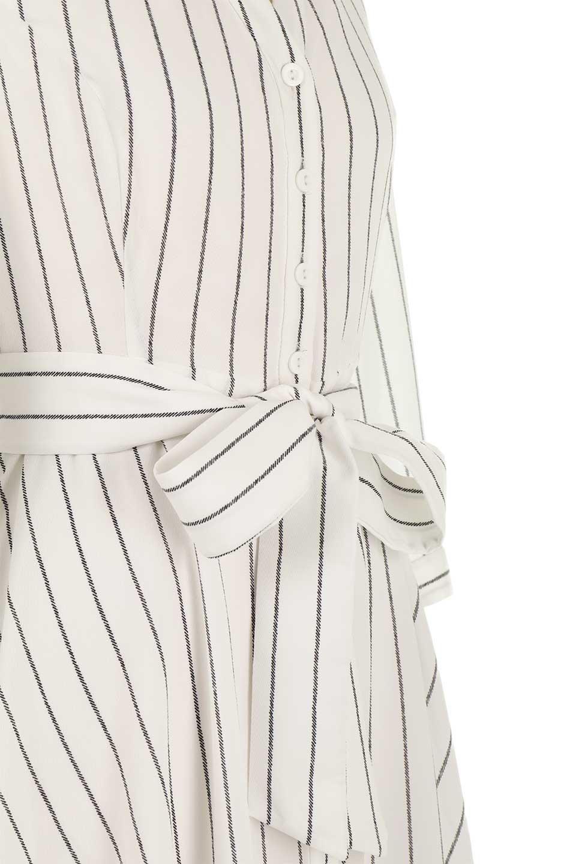 HandWrittenStripedShirtDressストライプ・シャツワンピースfromDenmark大人カジュアルに最適な海外ファッションのothers(その他インポートアイテム)のワンピースやミディワンピース。春夏の爽やかな時期にぴったりなシャツワンピース。大人っぽいスキッパーカラー、カジュアルなストライプ柄、ヒラヒラ揺れるフェミニンな裾のデザイン。/main-10