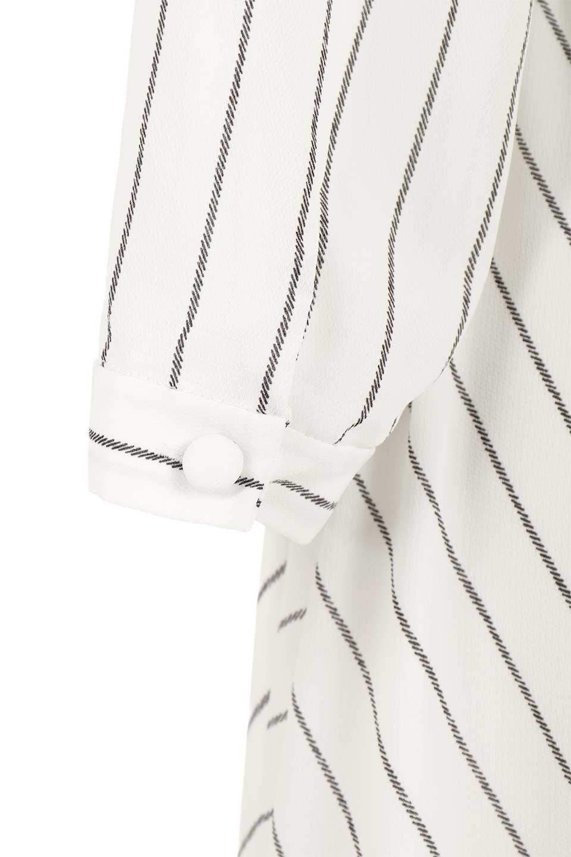 HandWrittenStripedShirtDressストライプ・シャツワンピースfromDenmark大人カジュアルに最適な海外ファッションのothers(その他インポートアイテム)のワンピースやミディワンピース。春夏の爽やかな時期にぴったりなシャツワンピース。大人っぽいスキッパーカラー、カジュアルなストライプ柄、ヒラヒラ揺れるフェミニンな裾のデザイン。/main-12