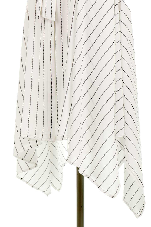 HandWrittenStripedShirtDressストライプ・シャツワンピースfromDenmark大人カジュアルに最適な海外ファッションのothers(その他インポートアイテム)のワンピースやミディワンピース。春夏の爽やかな時期にぴったりなシャツワンピース。大人っぽいスキッパーカラー、カジュアルなストライプ柄、ヒラヒラ揺れるフェミニンな裾のデザイン。/main-15