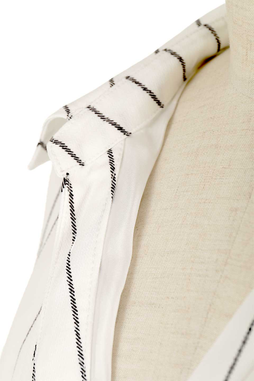 HandWrittenStripedShirtDressストライプ・シャツワンピースfromDenmark大人カジュアルに最適な海外ファッションのothers(その他インポートアイテム)のワンピースやミディワンピース。春夏の爽やかな時期にぴったりなシャツワンピース。大人っぽいスキッパーカラー、カジュアルなストライプ柄、ヒラヒラ揺れるフェミニンな裾のデザイン。/main-16