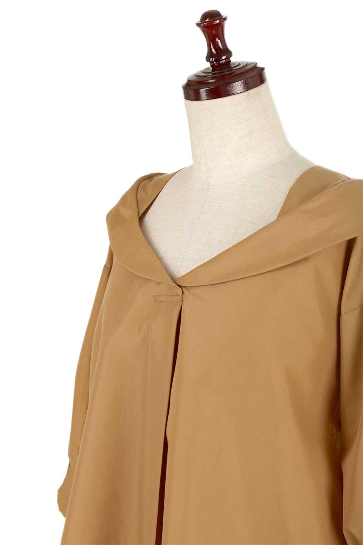 3/4SleeveFoldedCollarblouse7分袖・フォールドカラーブラウス大人カジュアルに最適な海外ファッションのothers(その他インポートアイテム)のトップスやシャツ・ブラウス。襟元が特徴のフォールドカラーブラウス。背中を抜いたときのシルエットが絶品の春ブラウス。/main-10