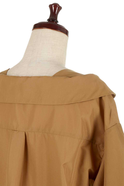 3/4SleeveFoldedCollarblouse7分袖・フォールドカラーブラウス大人カジュアルに最適な海外ファッションのothers(その他インポートアイテム)のトップスやシャツ・ブラウス。襟元が特徴のフォールドカラーブラウス。背中を抜いたときのシルエットが絶品の春ブラウス。/main-11