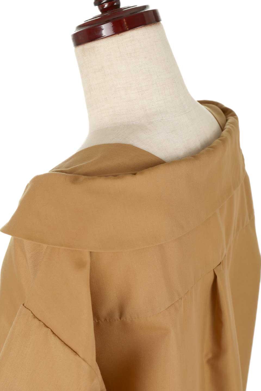 3/4SleeveFoldedCollarblouse7分袖・フォールドカラーブラウス大人カジュアルに最適な海外ファッションのothers(その他インポートアイテム)のトップスやシャツ・ブラウス。襟元が特徴のフォールドカラーブラウス。背中を抜いたときのシルエットが絶品の春ブラウス。/main-14
