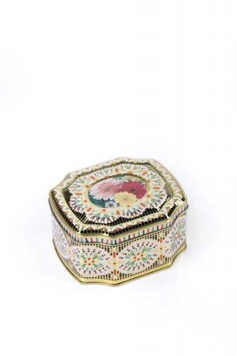 海外ファッションや大人カジュアルにオススメなインポートセレクトアイテムItaly直輸入のItalian Daisy Candy デイジー・キャンディー缶