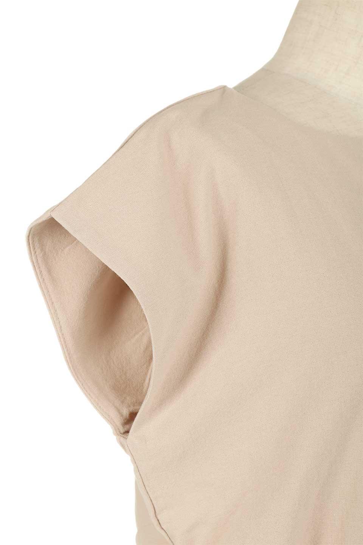 BackRibbonFrenchSleeveBlouseバックリボン付き・フレンチスリーブブラウス大人カジュアルに最適な海外ファッションのothers(その他インポートアイテム)のトップスやシャツ・ブラウス。短めのフレンチスリーブのリネンタッチ生地のブラウス。シンプルなボックス型のシルエットに腰部分のリボンのアクセントが可愛いアイテムです。/main-22
