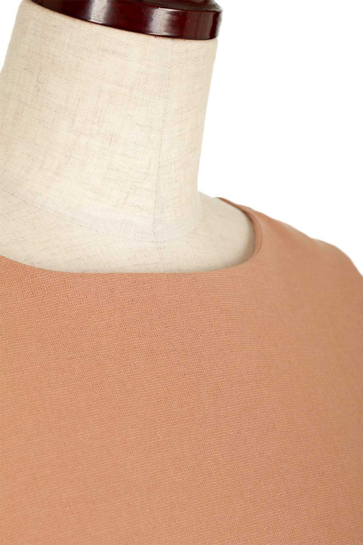 BackTuckFlareSleeveBlouseバックタック・フレアスリーブブラウス大人カジュアルに最適な海外ファッションのothers(その他インポートアイテム)のトップスやシャツ・ブラウス。サラリとしたリネン風の生地が涼し気なブラウス。広めのフレアスリーブとタックの入った身頃がボリューミーなアイテム。/main-17