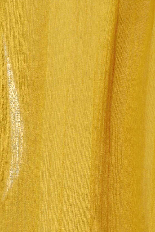 CandySleeve2WayGauzeBlouseキャンディースリーブ・2Wayブラウス大人カジュアルに最適な海外ファッションのothers(その他インポートアイテム)のトップスやシャツ・ブラウス。ソフトなガーゼ生地が気持ち良い7部袖ブラウス。適度な透け感があり、大人っぽい着こなしが楽しめます。/main-19