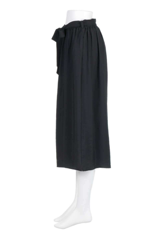 WideLegCroppedPantsクロップ丈・ワイドパンツ大人カジュアルに最適な海外ファッションのothers(その他インポートアイテム)のボトムやパンツ。サラリとした肌触りの短めワイドパンツ。レーヨン混でやや光沢のあるテロテロ素材が人気のアイテム。/main-12